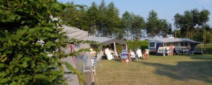 Camping groot